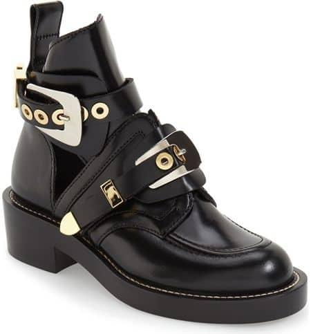 Balenciaga バレンシアガ サンテュールアンクルブーツ ブーツ ロングヒット セレブ 愛用 人気 海外 ファッショニスタ おしゃれ