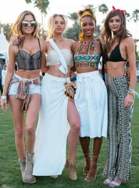 ヴィクトリアズ・シークレット エンジェル Victoria's Secret Angelコーチェラ  Coachella  アメリカ カリフォルニア フェス 音楽 出演者 発表