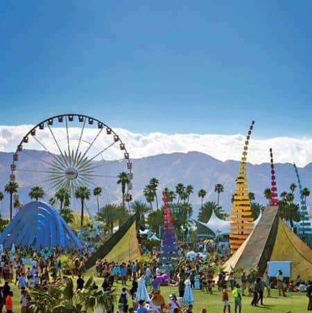 コーチェラ  Coachella 野外フェス カリフォルニア アメリカ最大級フェス 2017年出演者 ヘッドライナー ビヨンセ ケンドリック・ラマー レディオヘッド