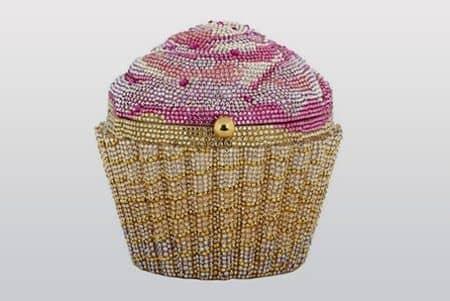 Judith Leiber ジュディス·リーバー クラッチバッグ バッグ 可愛い セレブ愛用 海外 レッドカーペット おすすめ パフェ カップケーキ 形