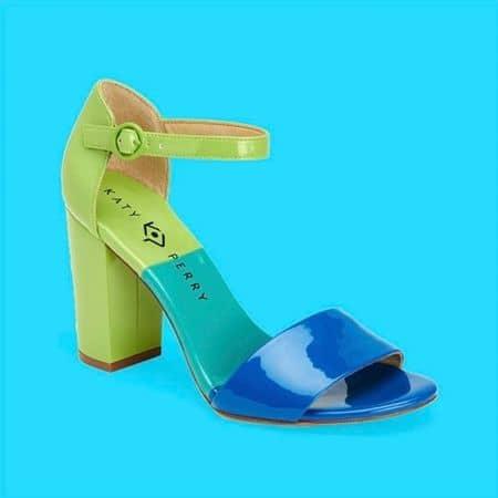 ケイティ・ペリー Katy Perry シューズ 靴 デザイン 2月16日 可愛い ポップ 原色 海外 Katy Perry Collections ケイティ・ペリー・コレクションズ