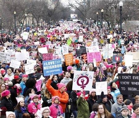 画像: セレブがデモに参加するのには理由があった!デモに見るアメリカの歴史