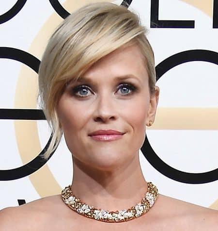 リース・ウィザースプーン Reese Witherspoon ゴールデングローブ賞 ティファニー Tiffany ジュエリー 人気 ネックレス 指輪