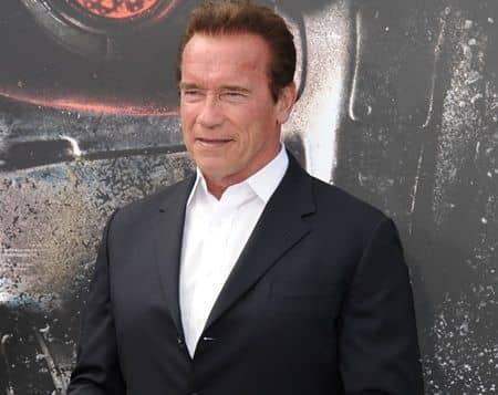 アーノルド・シュワルツェネッガー Arnold Alois Schwarzenegger