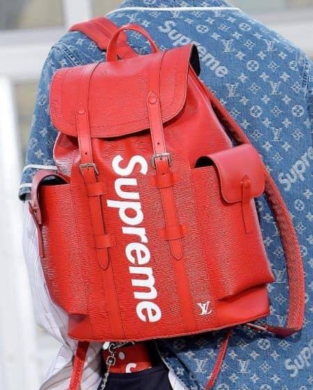 ルイ・ヴィトン×シュプリーム Louis Vuitton Supreme リュックサック バックパック