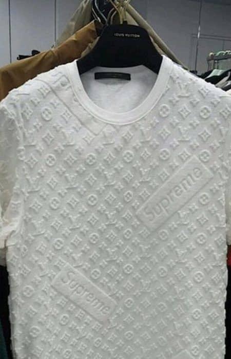 ルイ・ヴィトン×シュプリーム Louis Vuitton Supreme Tシャツ