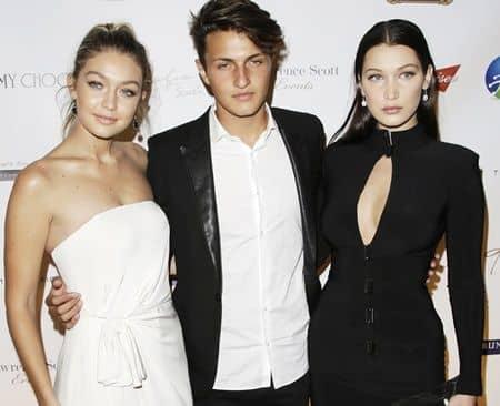 ジジ・ハディッド ベラ・ハディッド アンワー・ハディッド モデル Gigi Hadid Anwar Hadid Bella Hadid Models
