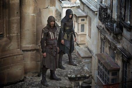 アサシン クリード Assasin's Creed 映画 マイケル・ファスベンダー Michael Fassbender