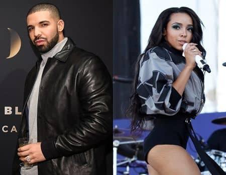 ドレイク Drake ティナーシェ Tinashe