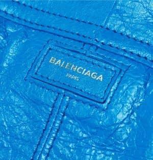 バレンシアガ Balenciaga 2017 春夏コレクション IKEA イケア バッグ