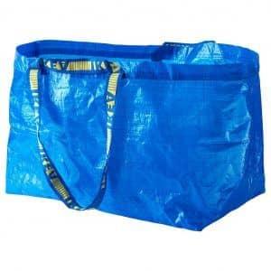 イケア IKEA ショッピングバッグ FRAKTA フラクタ バッグ