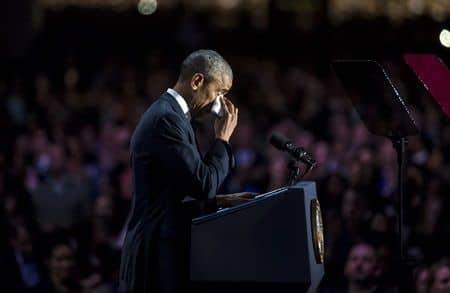 バラク・オバマ大統領 退任演説 Barack Obama Farewell America President