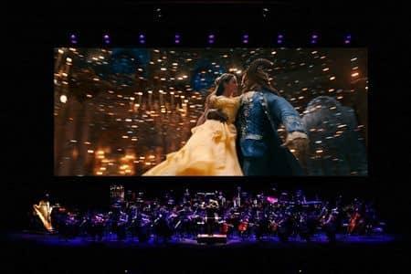 美女と野獣 ライブ・オーケストラ Beauty and the Beast Movie Live Concert