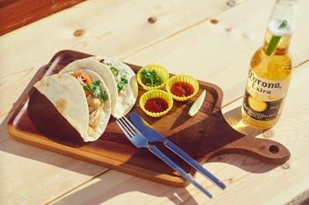 コロナ ビール キャンペーン タコス CORONA BEER campaign tacos