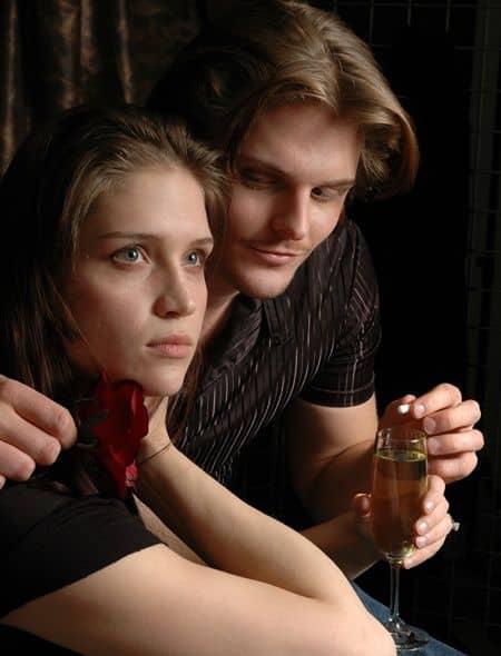 デートレイプドラッグ イメージ画像 Date Rape Drug