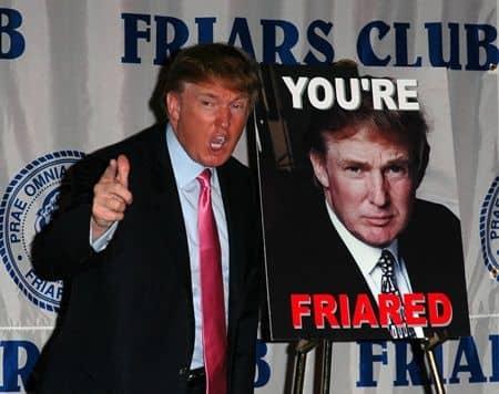 ドナルド・トランプ Donald Trump アプレンティス Apprentice  You're Fired