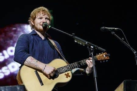 エド・シーラン Ed Sheeran