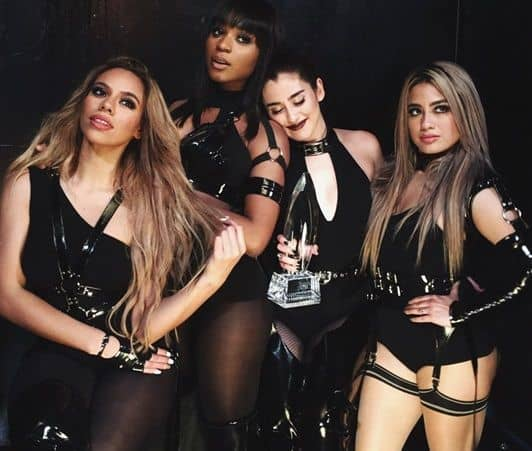 フィフス・ハーモニー ピープルズ・チョイス・アワード Fifth Harmony 5H People's Choice Awards