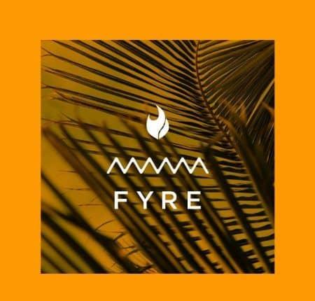ファイア・フェスティバル Fyre Festival ロゴ