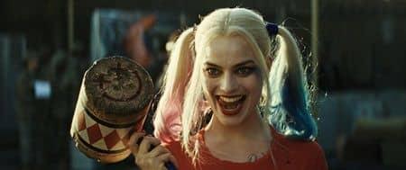 スーサイド・スクワッド 映画 ハーレイ・クイン マーゴット・ロビー Suicide Squad Harley Quinn Margot Robbie