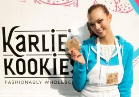 Karlie Kloss Karlie's Kookies カーリー・クロス クッキー カーリーズ・クッキー