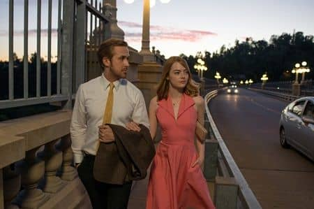 アカデミー賞 ノミネーション 2017 ラ・ラ・ランド Academy Awards Oscar Nominations La La Land