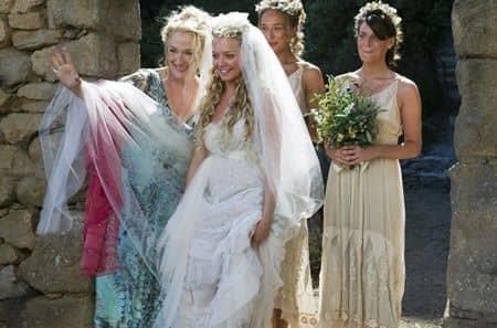 マンマ・ミーア! 映画 アマンダ・サイフリッド メリル・ストリープ Mamma Mia Movie Amanda Seyfried Meryl Streep