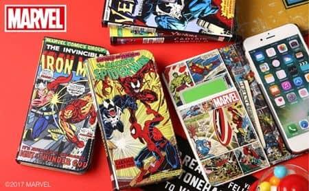 マーベル スマホケース アベンジャーズ スパイダーマン Marvel  Avengers Spiderman
