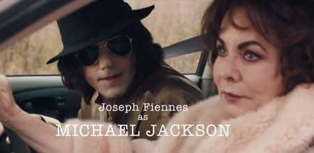 ジョセフ・ファインズ マイケル・ジャクソン エリザベス・テイラー アーバン・ミスズ Joseph Finnes Michael Jackson Elizabeth Taylor Urban Myths