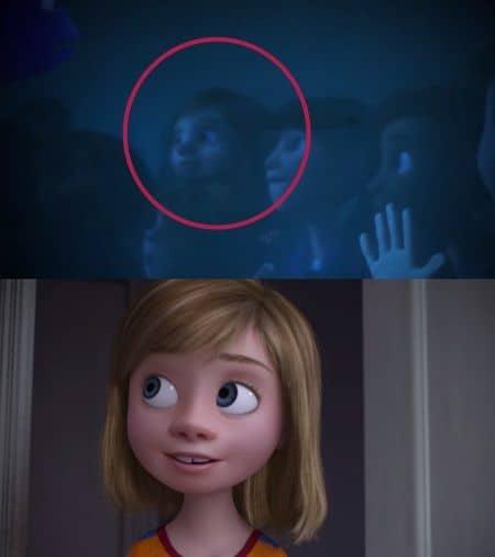 インサイド・ヘッド ファインディング・ドリー ディズニー ピクサー 映画 Finding Dory Inside Out Movie Disney PIxar