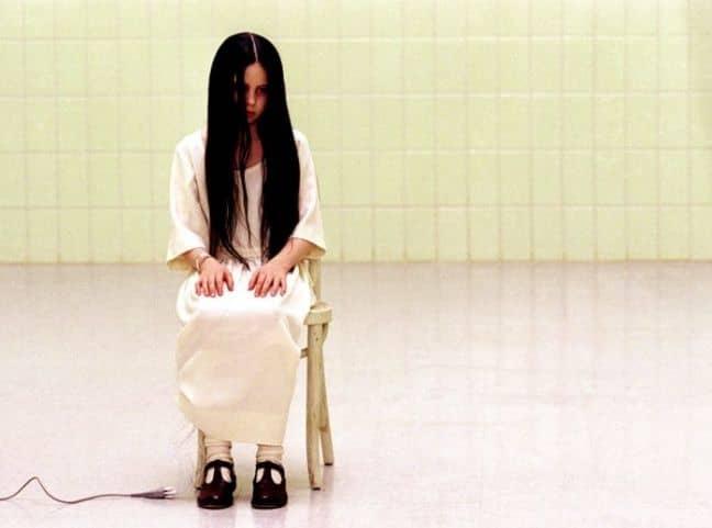 ダヴェイ・チェイス Daveigh Chase 2002 リング ザ・リング 映画 ハリウッド版 貞子 サマラ 幼少時代