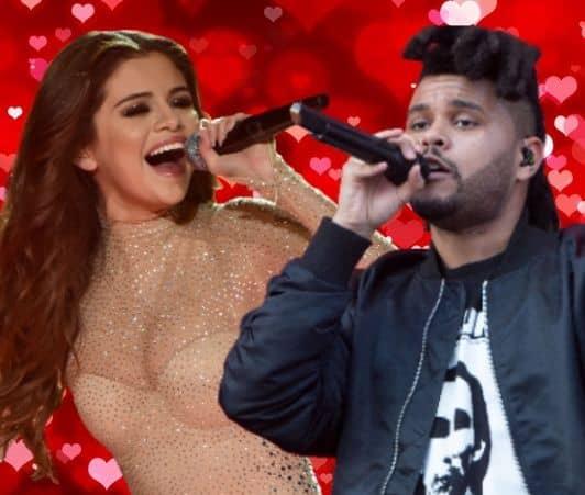 セレーナ・ゴメス ザ・ウィークエンド Selena Gomez The Weeknd