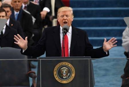 ドナルド・トランプ Donald Trump 就任演説
