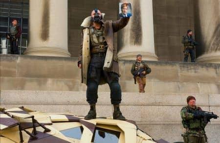ベイン Bane Dark Knight Rising