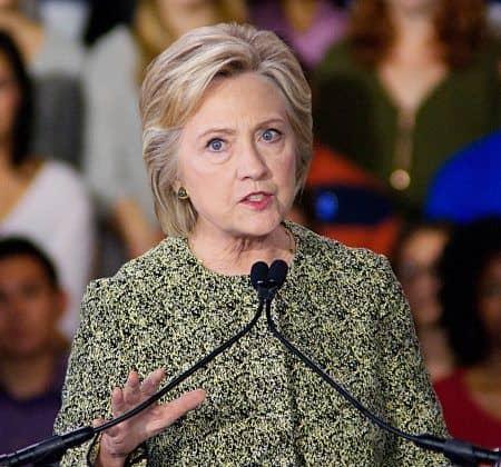 ヒラリー・クリントン Hillary Clinton