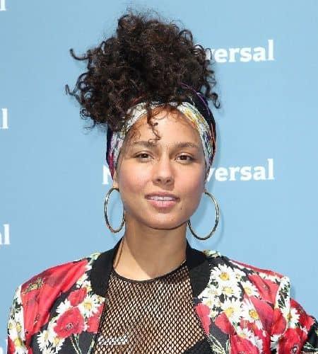 アリシア・キーズ Alicia Keys