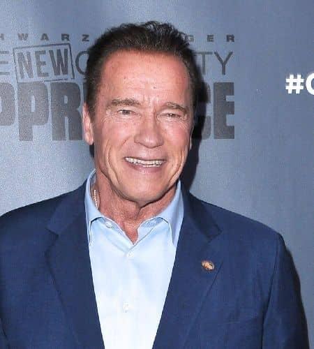 アーノルド・シュワルツェネッガー Arnold Schwarzenegger