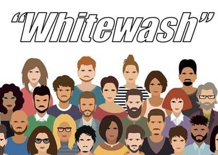 ホワイトウォッシュ 多様性 映画 whitewash diversity movie
