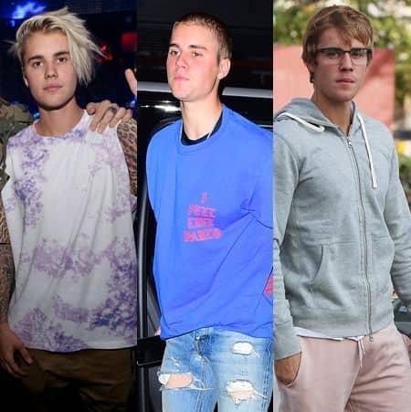 ジャスティン・ビーバー Justin Bieber ヘアスタイル 坊主 2回目 お気に入り ヘアチェンジ ヘアスタイル  髪型歴史