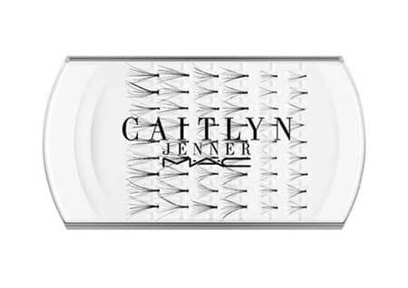 ケイトリン・ジェナー Caitlyn Jenner コスメ コラボ MAC マック コラボ トランスジェンダー つけまつ毛 アイラッシュ