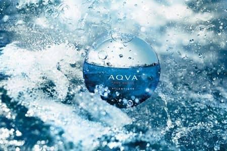 ブルガリ BVLGARI 香水 フレグランス アクア  アクア プルームオム アトランティック 新発売 アンバーグリス