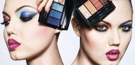 ディオール Dior リンジー・ウィクソン Lindsey Wixson 新作コスメ 春 カラーパレット リップスティック リップシャドウ