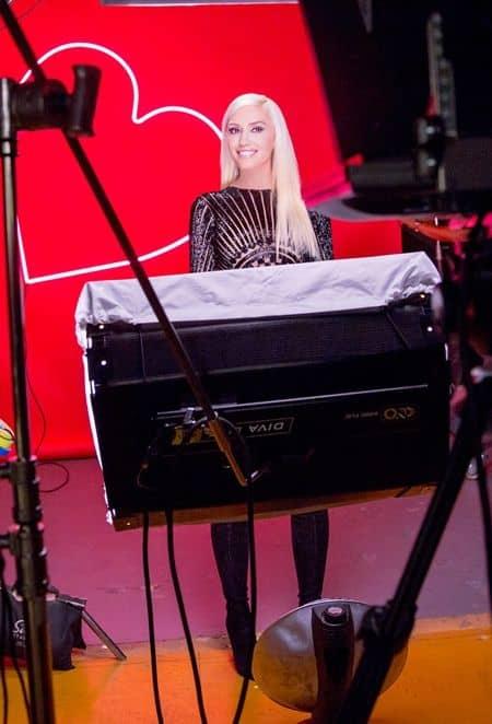 グウェン・ステファニー Gwen Stefani  レブロン Revlon グローバルアンバサダー キャンペーン グラミー受賞 シンガー イメージモデル