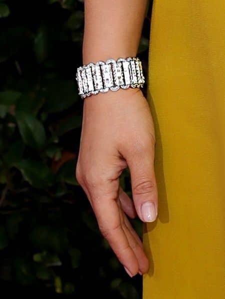 ナタリー・ポートマン Natalie Portman ゴールデングローブ賞 ティファニー Tiffany ジュエリー 人気 ネックレス 指輪 ブレスレッド