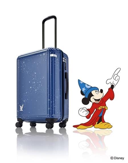 『ファンタジア』 スーツケース ディズニー ミッキーマウス 映画 魔法使い