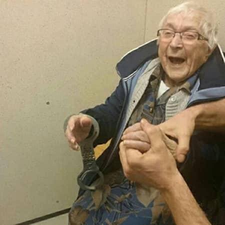オランダのアニーお婆ちゃん逮捕される 死ぬまでにしたいことバケットリストを叶える