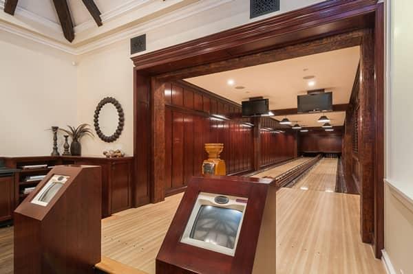 マライア・キャリー ビバリーヒルズ家の内部写真