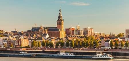 Nijmegen-Zuid オランダ ナイメーヘン