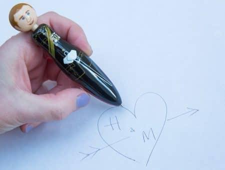 英国王室ペン ロイヤル・ファミリー文具 Paperchase Royal Family Pen