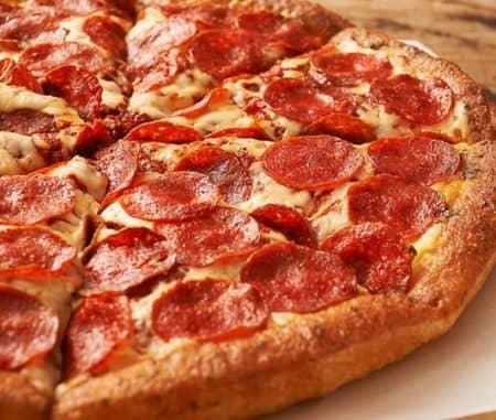 Pizza Hut ピザハット ピザ写真 アメリカ 50%オフの神企画にアメリカ国民歓喜